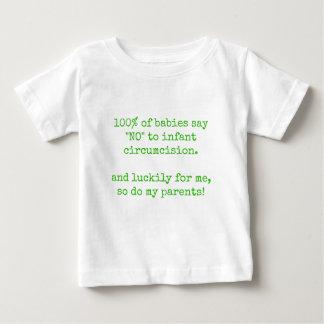 100 Percent of Babies (Green) Baby T-Shirt