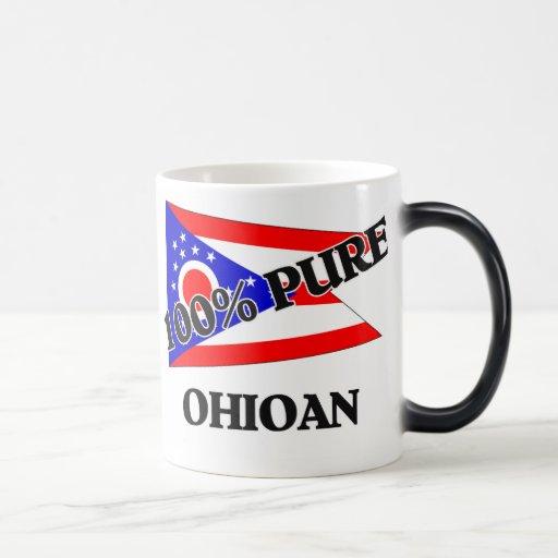 100 Percent Ohioan Coffee Mug