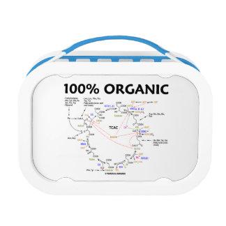 100 Percent Organic Krebs Cycle TCAC Lunch Box