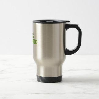 100 percent organic coffee mugs