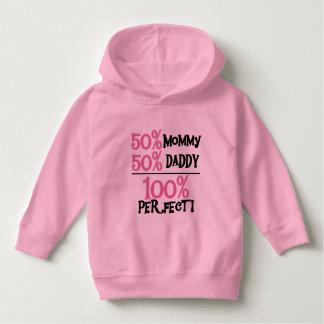 100 Percent Perfect Pink Hoodie