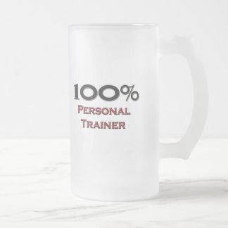 100 Percent Personal Trainer Mug