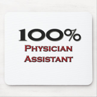 100 Percent Physician Assistant Mouse Pad