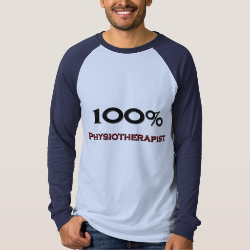 100 Percent Physiotherapist T-shirt