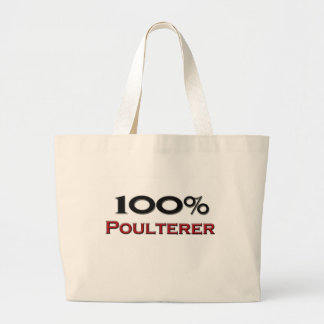 100 Percent Poulterer Tote Bags