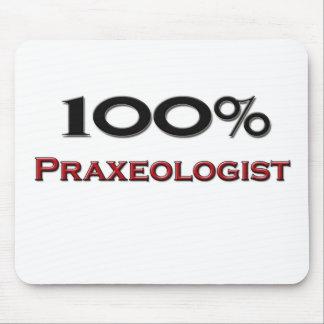 100 Percent Praxeologist Mouse Pad