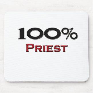 100 Percent Priest Mouse Pad