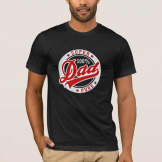 100 percent PURE SUPER DAD T-Shirt