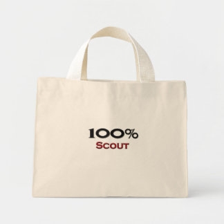 100 Percent Scout Tote Bags