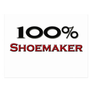 100 Percent Shoemaker Postcards