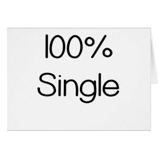 100 Percent Single.png Card