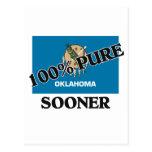100 Percent Sooner Post Cards