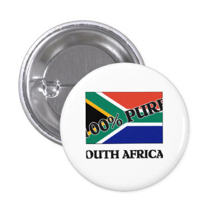 100 Percent SOUTH AFRICAN Buttons