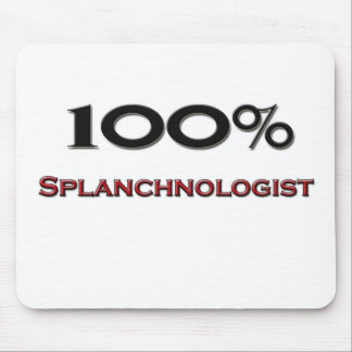 100 Percent Splanchnologist Mouse Pad