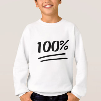 100 Percent Sweatshirt