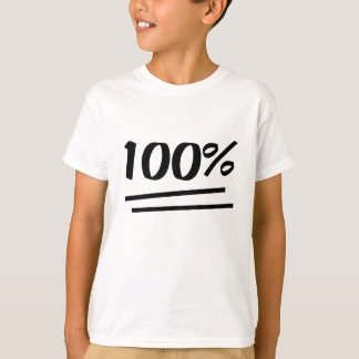 100 Percent T-Shirt