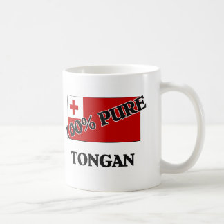 100 Percent TONGAN Coffee Mug