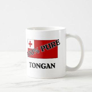 100 Percent TONGAN Coffee Mug