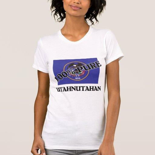 100 Percent Utahnutahan Tee Shirt