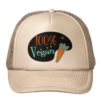 100 Percent Vegan Trucker Hat