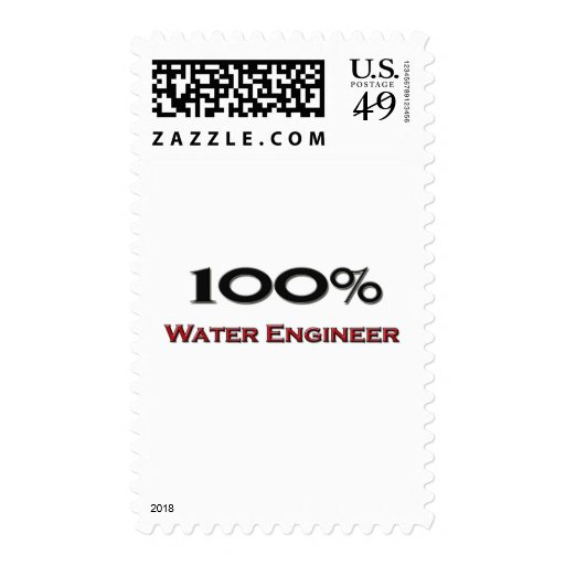 100 Percent Water Engineer Stamps
