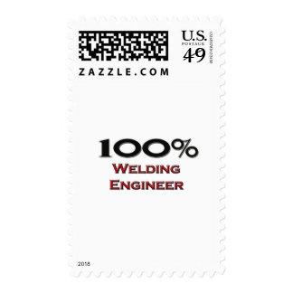 100 Percent Welding Engineer Stamps