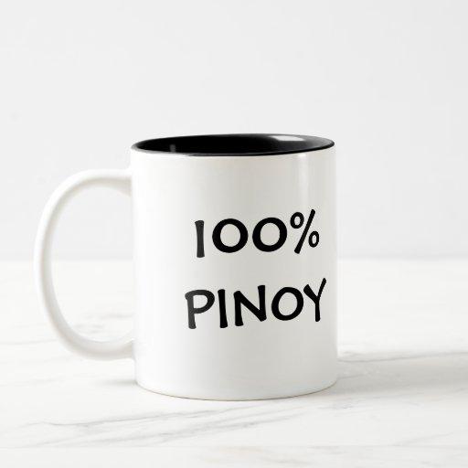 100%PINOY MUG