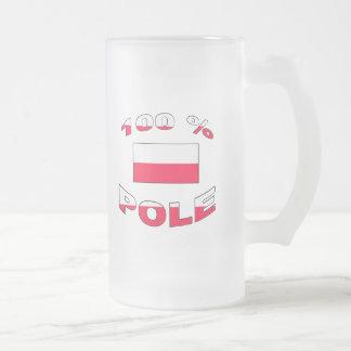 100% Pole Mugs