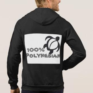 100% Polynesian Hoodie