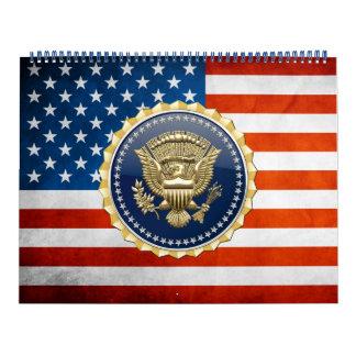 [100] Presidential Service Badge [PSB] Calendar