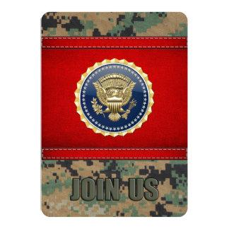 [100] Presidential Service Badge [PSB] Card
