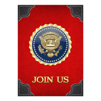 [100] Presidential Service Badge [PSB] Card