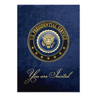 [100] Presidential Service Badge [PSB] Special Ed Card