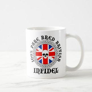 100% Pure Bred British Infidel Mug