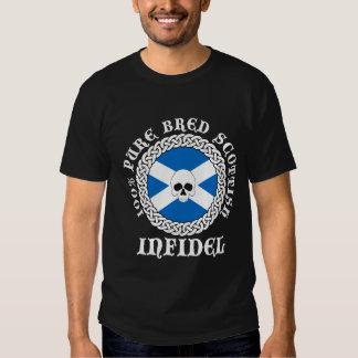 100% Pure Bred Scottish Infidel Shirt