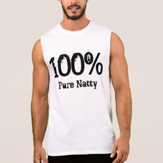 100% Pure Natty Sleeveless Shirt