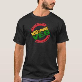 100% Pure Veg T-Shirt