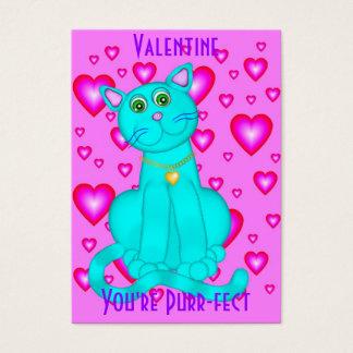 100 Purrr-fect Valentine's Day Cards