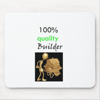 100% quality builder mouse pad