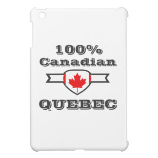 100% Quebec Cover For The iPad Mini