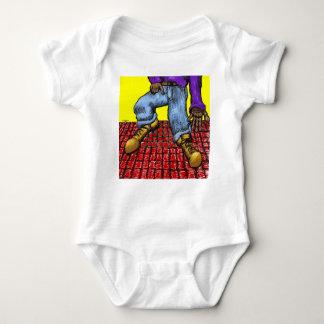 100% Ra-Soul Baby Bodysuit