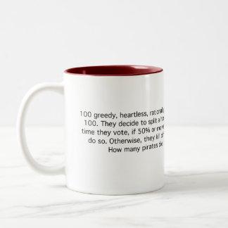 100 Rational Pirates Mugs