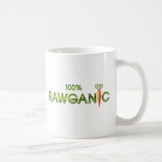 100 Rawganic Raw Food - Carrot Coffee Mug