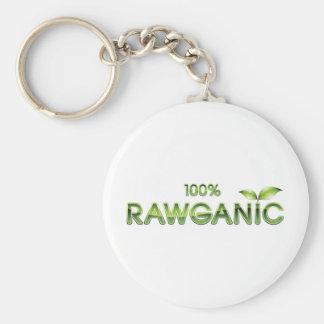 100% Rawganic Raw Food Keychain