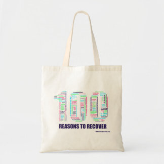 100 Reasons to Recover Tote Bag