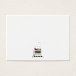 100 Recipe Cards - Small Stove 2 no text