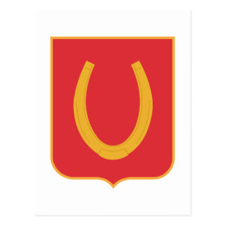 100 Regiment Postcard