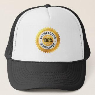 100% Satisfaction Guarantee Trucker Hat