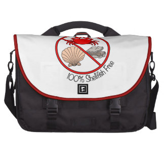100% Shellfish Free Commuter Bags