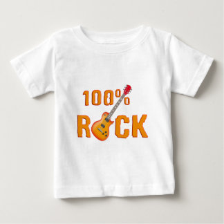 100% skirt Guitars talk OK ONES Baby T-Shirt